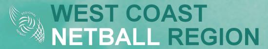 West Coast Netball Region