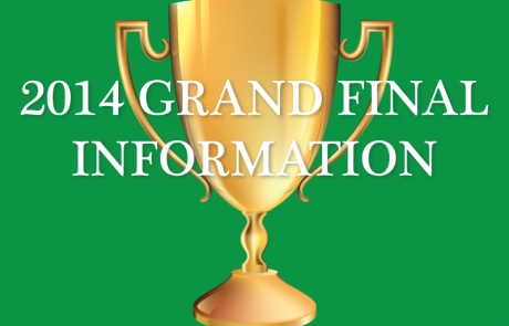 2014 Grand Final Information